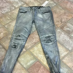 Rock Revival Silver motto jeans